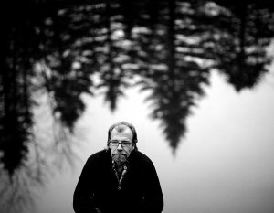 George Saunders Photo courtesy of Damon Winter, The New York Times