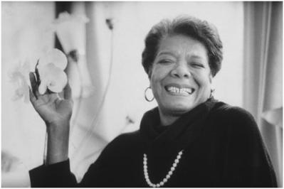 Maya Angelou 2 living life