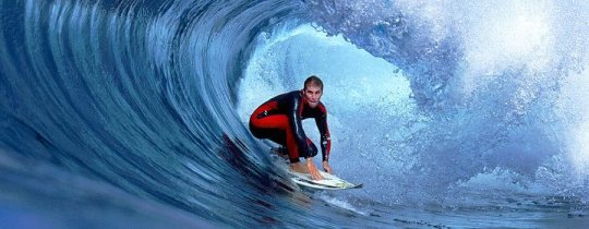 Mindfulness Surfer Wow Pic
